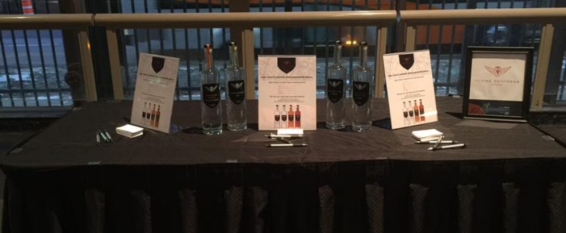 Flying Dutchman Spirits at City Pages Cocktailian Event
